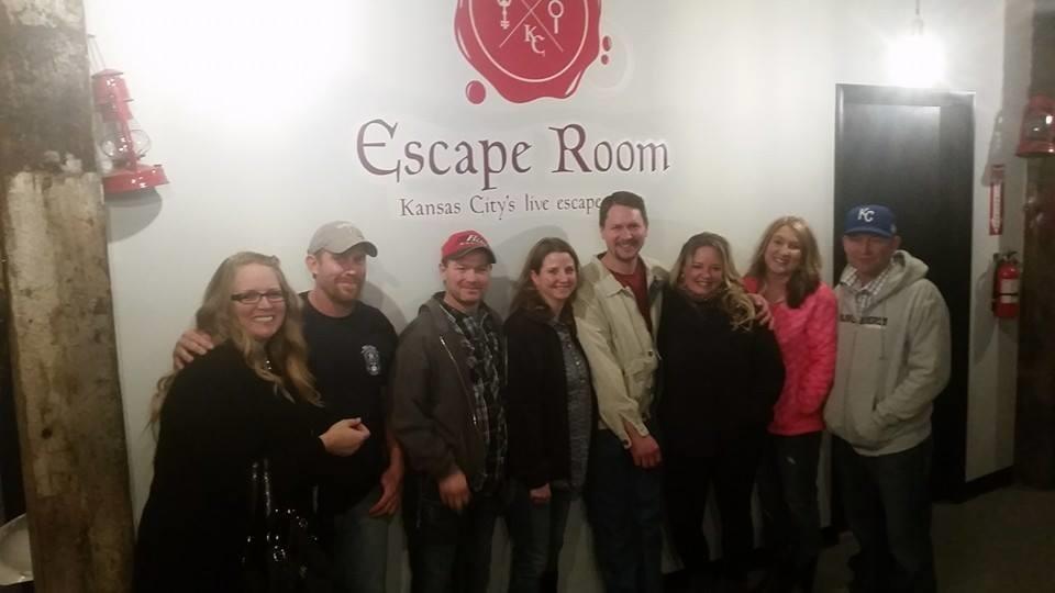 Escape Room Kansas City Missouri Haunted Houses