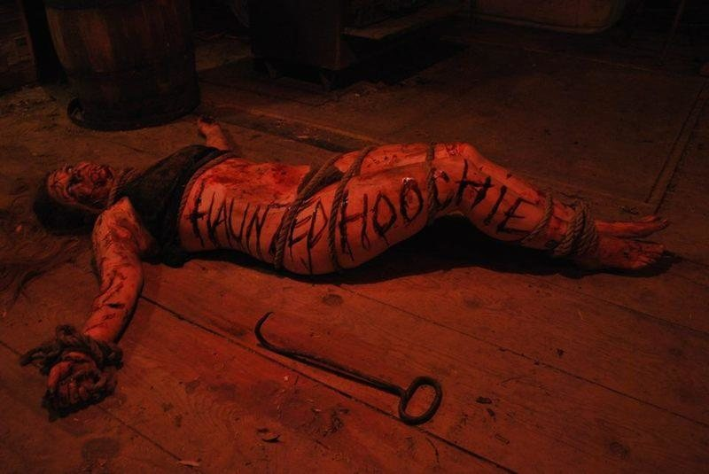 Hannibal Jaycees Haunted House Missouri Haunted Houses