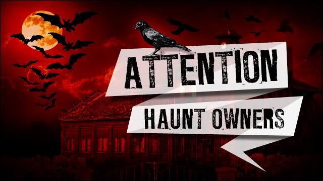 Attention Missouri Haunt Owners