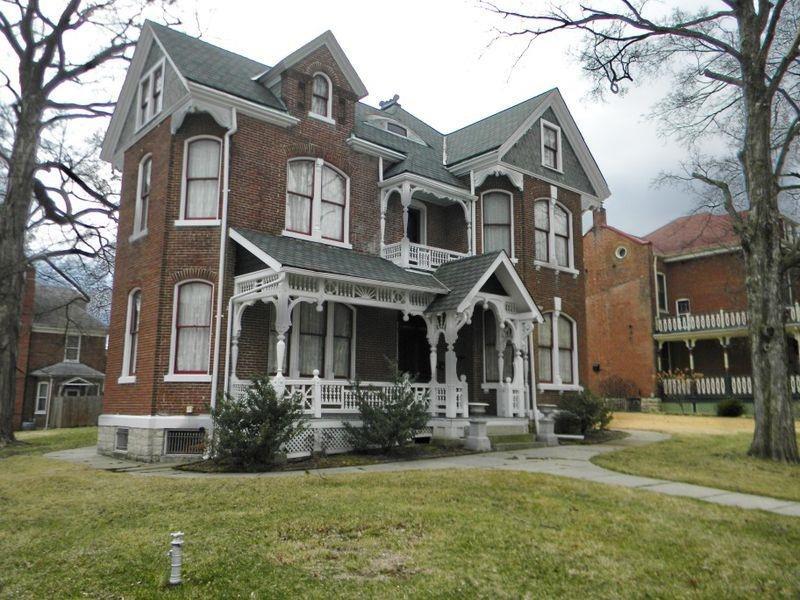Thias House Washington Missouri Real Haunted Place